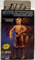 Structor C-3PO Action walker - 1984