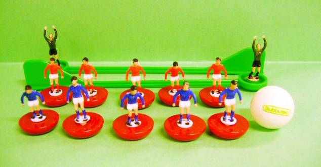 Subbuteo - Sony VHS Promotional Mini-Soccer Game