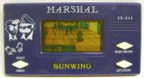 Sun Wing - Handheld Game & Watch - Marshal