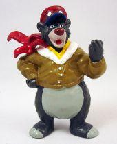 Super-Baloo - Figurine pvc Bully - Baloo aviateur