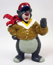 Super-Baloo - Figurine pvc Bully - Baloo aviateur