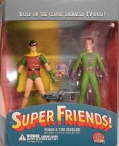 Super Friends! - Robin & The Riddler