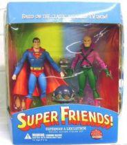 Super Friends! - Superman & Lex Luthor