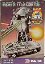 Super-Gobot Herr Fiend