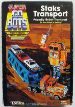 Super-Gobots - Tonka - Staks Transport
