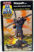 Super-Gobots - Tonka - Warpath