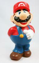 Super Mario - Bubble Bath Soap Container - Grosvenor 1992