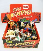 Super Monstres (Super Monstuos) - Série de 24 figurines PVC Yolanda 25