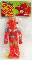 Super Robot Mach Baron - 5\'\' Vinyl figure - Popy