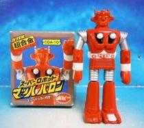 Super Robot Mach Baron - Capsule Popynica - Mach Baron Robo