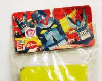 Super Robot Set : Mazinger Z - Great Mazinger - Goldorak - Figurines vinyl 14cm Popy