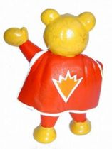 Super Ted - PVC Figure Schleich - SuperTed right arm raised