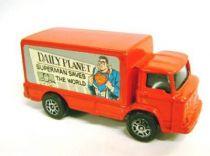 Superman - Corgi Juniors ref. 50 - Daily Planet Services Truck