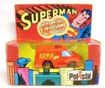 Superman - Polistil ref. DN 776 - Krime Van (Mint on Card)