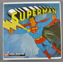 Superman - Set of 3 discs View Master 3-D