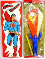 Superman - Vintage Toy (nonofficial) - Super Volador (Super-Rocket)