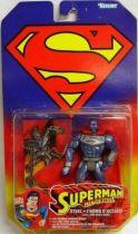 Superman Man of Steel - Steel (John Henry Irons)