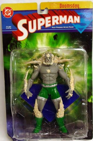 Superman Series 1 - Doomsday