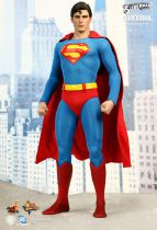 Superman The Movie - Superman (Christopher Reeve) - Figurine 30cm Hot Toys Sideshow MMS152
