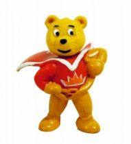 SuperTed - PVC Figure Schleich - SuperTed is transformed