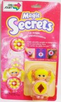 Sweet Secrets - Blondie the blonde doll - Galoob Orli Jouet