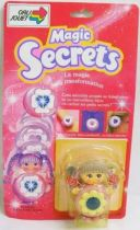 Sweet Secrets - Flashie the fashion doll - Galoob Orli Jouet