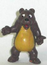 Sylvain & Sylvette - Schleich PVC figure - The Bear