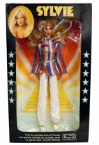 Sylvie Vartan - Raynal Doll 1977 (Mint in Box)