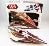 tar Wars (The Clone Wars) - Hasbro - Ahsoka Tano\'s Jedi Starfighter