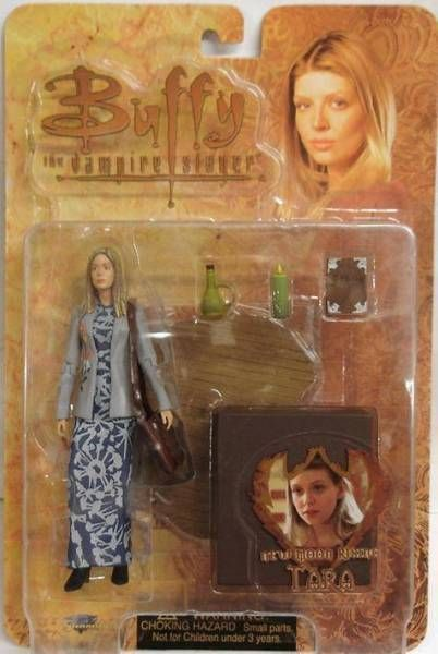 Tara - New Moon Rising - Diamond action figure (mint on card)