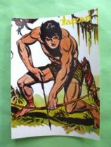 Tarzan - Yvon Postal Card - The Adventures of Tarzan 05
