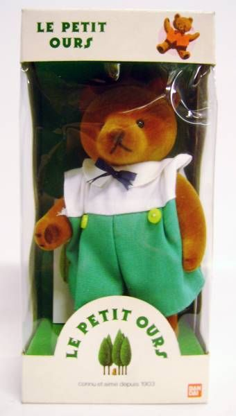 Teddy & Friends - Bandai 1985 - Teddy #1427