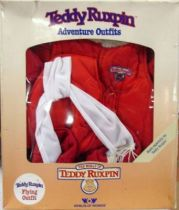 Teddy Ruxpin - Tenue d\'Aviateur