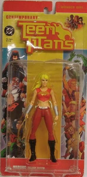 Teen Titans - Wonder Girl