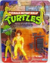 Teenage Mutant Ninja Turtles - 1988 - April O\'Neil (2nd version)