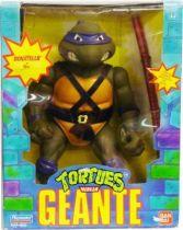 Teenage Mutant Ninja Turtles - 1989 - Giant Turtles Donatello