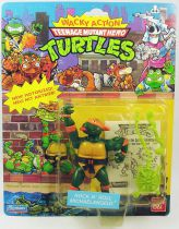 Teenage Mutant Ninja Turtles - 1989 - Wacky Action - Rock n\\\' Roll Michaelangelo
