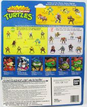 Teenage Mutant Ninja Turtles - 1989 - Wacky Action - Sewer-Swimming Donatello