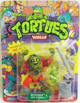 Teenage Mutant Ninja Turtles - 1990 - Muckman & Joe Eyeball