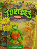 Teenage Mutant Ninja Turtles - 1991 - Raphael with Storage Shell