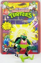 Teenage Mutant Ninja Turtles - 1991 - Shell Slammin\' Mike (loose with cardback)