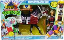 Teenage Mutant Ninja Turtles - 1992 - Movie III Samurai Evil War Horse with Castle Guard