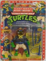 Teenage Mutant Ninja Turtles - 1992 - Mutant Military 2 - Kookie Kavalry Leo