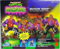Teenage Mutant Ninja Turtles - 1992 - Mutations - Mutatin\' Bebop