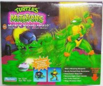 Teenage Mutant Ninja Turtles - 1992 - Mutations - Mutatin\' Michaelangelo