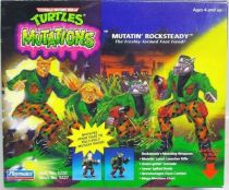 Teenage Mutant Ninja Turtles - 1992 - Mutations - Mutatin\' Rocksteady