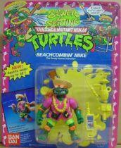 Teenage Mutant Ninja Turtles - 1992 - Sewer Spitting - Beachcombin\' Mike