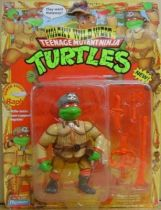 Teenage Mutant Ninja Turtles - 1992 - Wacky Wild West - Sewer Scout Raph
