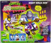Teenage Mutant Ninja Turtles - 1993 - AutoMutations - Night Ninja Don
