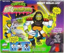 Teenage Mutant Ninja Turtles - 1993 - AutoMutations - Night Ninja Leo